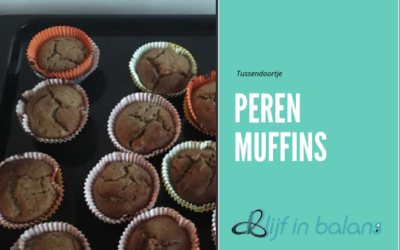 Peren muffins